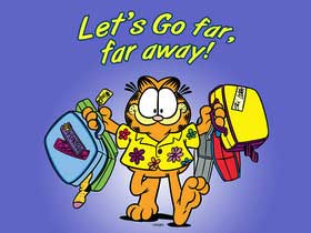 garfield_travel